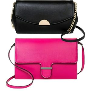 Bundle of TWO New Clutches/Crossbody Bags